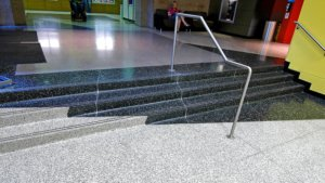 How Does Terrazzo Flooring Compare to Marble or Granite?