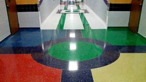 The Differences Between Cementitious Terrazzo and Epoxy Terrazzo