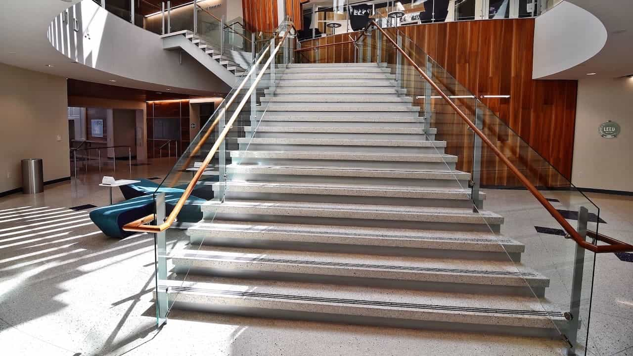 Andreola Terrazzo & Restoration Provides Gorgeous Floors and a Stunning Staircase